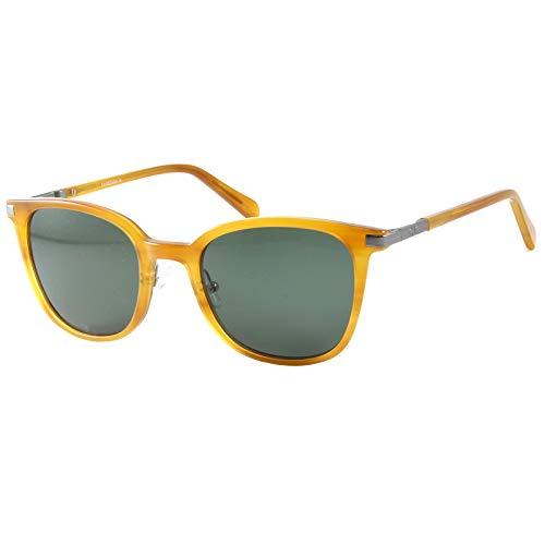 CHANCE - HASKELL gafas de sol unisex - Edición Limitada (Marrón amarillo, Verde G-15)