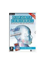 Pack Deporte Cerebral (Brain Trainer + Sudoku + Libro) CD-ROM