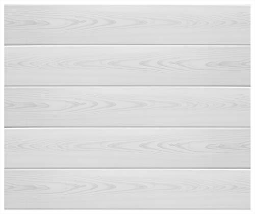 10 qm Deckenpaneele | graue Holzmaserung | extrudiertes Polystyrol | Inneneinrichtung | Dekor Paneele | XPS | Hexim | 100 x 16,7 cm | P-02