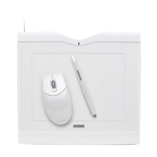 Wacom Graphire3 6X8 USB Tablet - Pearl (CTE630PE)
