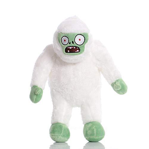 XINKANG Pflanzen gegen Zombies gegen Zombies Puppen Plüschtiere Eiseneimer Blockierhut Sonnengott Zombie Anhänger Puppe