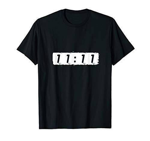 11:11 Numerologie New Age Spiritualität Synchronizität T-Shirt