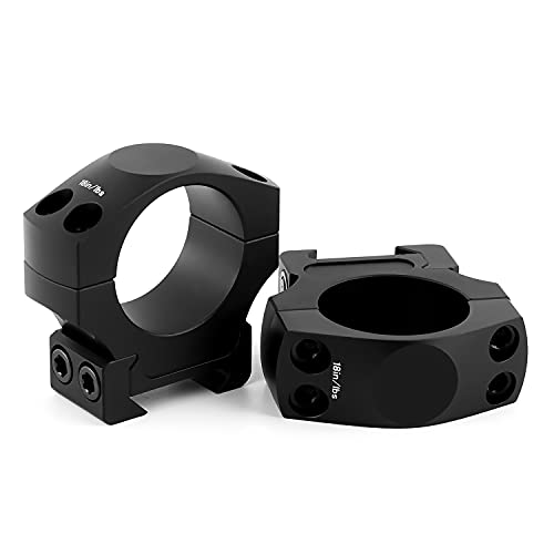 GODTURTLE Scope Rings, 30mm Scope Mount Ring for...