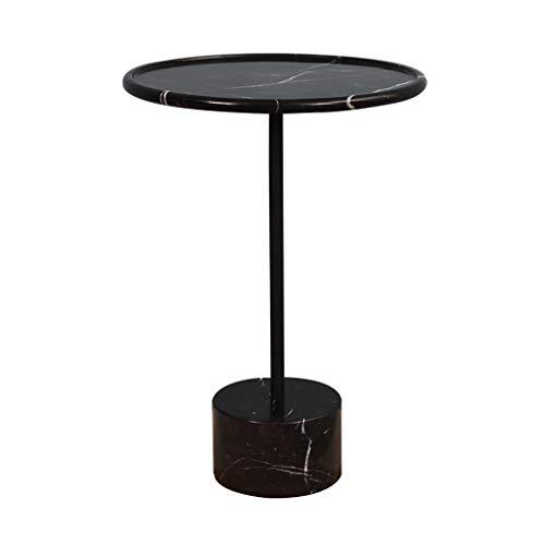 Tables Table Basse Table De Téléphone Table De Lit Métal Minimaliste Moderne Rond Côté Nordique Salon Marbre Canapé Table D'appoint d'angle Petite Table Ronde Chambre Balcon Table D'appoint Tables de