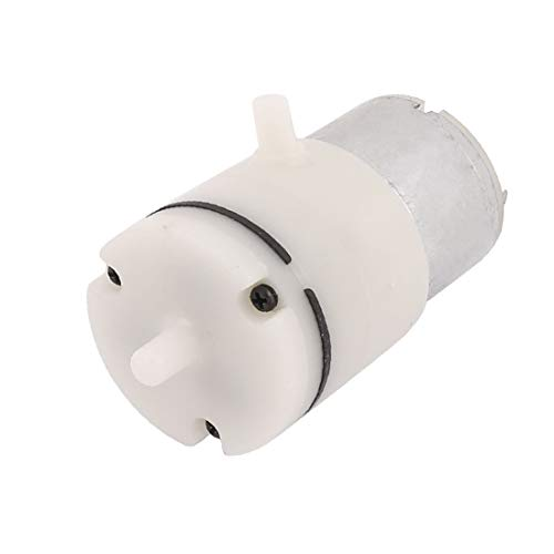 X-DREE Pompa a vuoto alte prestazioni doppia pompa a essenziale doppia pompa di ben fatto controllo del monitor DC 6V 1.5L / Min Micro pompa a vuoto(e9e-9e-10-c77)