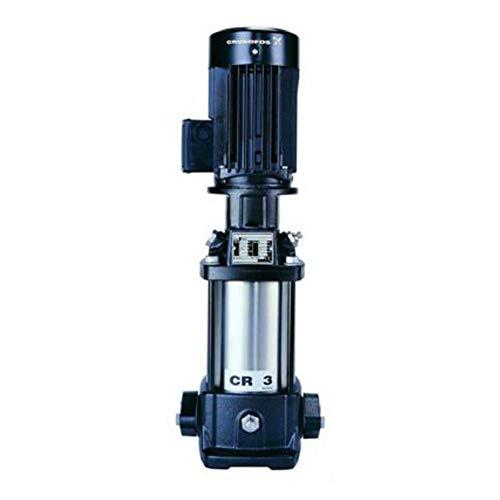 Grundfos Wasserpumpe CR37T, 0,55 kW, bis 4 m³/h, dreiphasig, 380 V