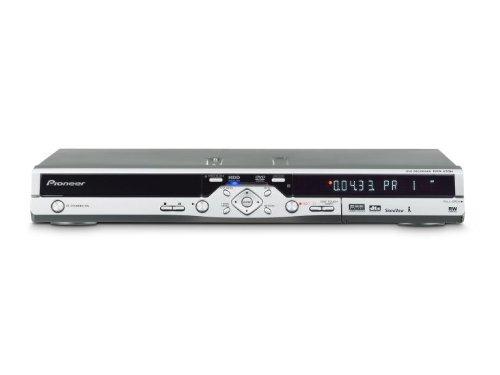 Pioneer DVR-433 H-S DVD- und Festplatten-Rekorder 80 GB Silber