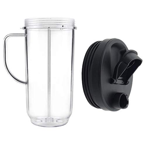 iplusmile Professionele Blender Cup Set Blender Juicer Blender Mes Container Vervanging Voor Keuken Thuis 1Set 22Oz