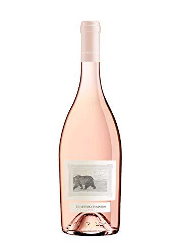 Cuatro Pasos Rosado Vino rosado mencía, D.O. Bierzo - 750 ml