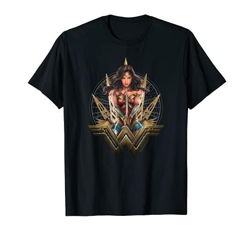 Wonder Woman Movie Wonder Blades Camiseta