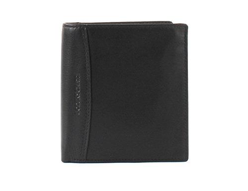 Bodenschatz Priness Futura Wallet High with Flap Black
