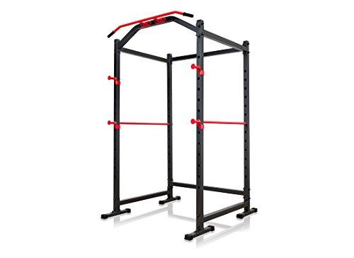 Marbo Sport Power Cage Power Rack estación de ejercicios multifuncional y multi-gimnasio MS-U112