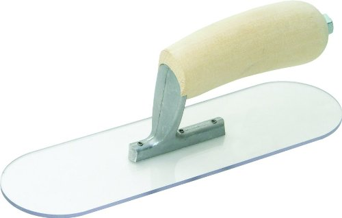 Marshalltown PSP14 14 x 4 Plastik Poolkellen - Holzgriff