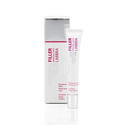 Histomer Lip Filler Volumizzante e Rimpolpante Labbra, con Acido Ialuronico a Basso Peso Molecolare e Cellule Staminali Vegetali, Filler Labbra Volume con Effetto Antirughe - 10 ml
