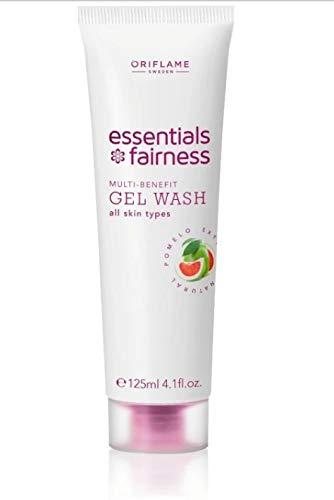 Essentials fairness multi benefit Gel wash