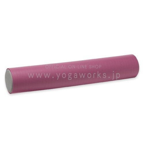 (Yogaworks) ヨガワークス ピラティス・ローラーグリッポン マルベリー ヨガ ポール ヨガ ポール