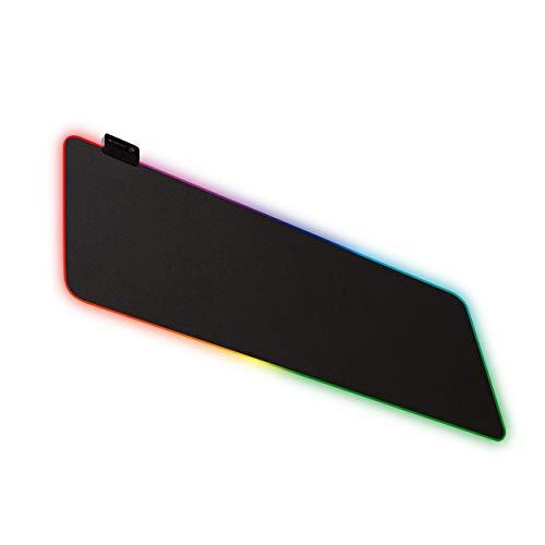 Zebronics Zeb-Blaze XL RGB Gaming Mouse Pad with Micro Weave...