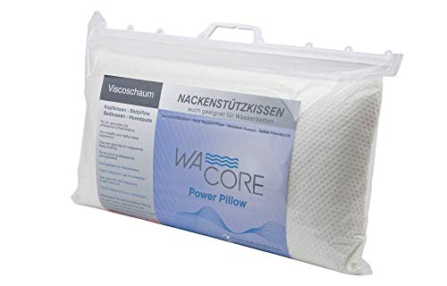 Wa'Core Power Pillow neksteunkussen viscoschuim