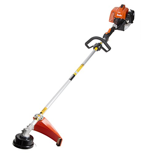 Tanaka TCG23ECPSL 22.5cc 2-Cycle Gas Powered Solid Steel Drive Shaft String Trimmer