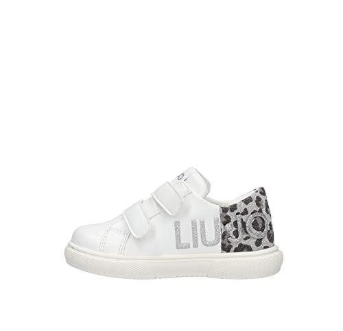 Liu.jo Sarah 520 Sneaker Bianca da Bambino
