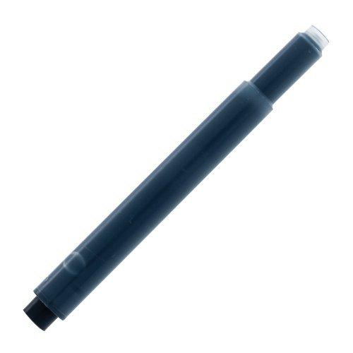 Monteverde Ink Cartridge for Lamy Fountain Pens, Black, 5 Pack (L302BK) by Monteverde