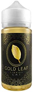 大人気 GOLD LEAF LIQUIDS VAPE 電子タバコ リキッド USA産 (GMT, 100ml)