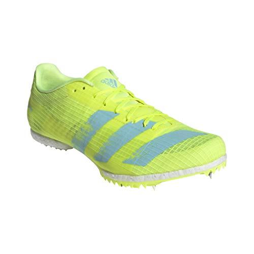 adidas Adizero MD, Zapatillas de Running Unisex Adulto, Amasol/AGUCLA/NEGBÁS, 46 2/3 EU