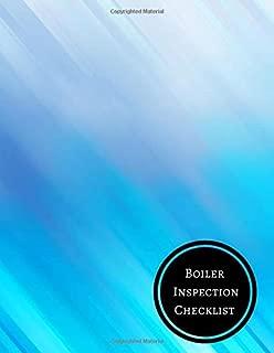 Boiler Inspection Checklist: Boiler Checklist