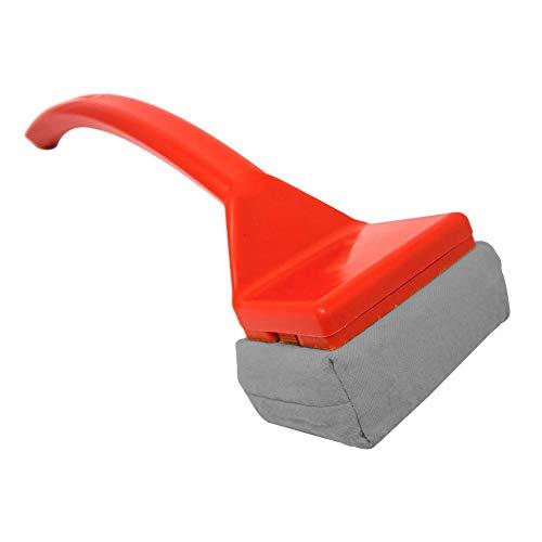 Cuttey Nylon Grillbürste, Dreiseitige Grillbürste, Reinigung Grillbürste, kann für alle Arten von Grills verwendet Werden Kohle Erdgas Porzellan