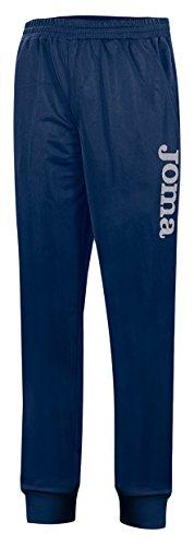 Joma Suez Pantalones, Hombre, Azul Marino, 3XL