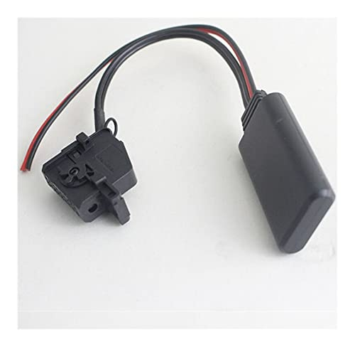 QWHK Store Bluetooth Adapter aux Cable Ajuste para Mercedes Comand 2.0 APS 220 W211 W208 W168 W203 A estrenar