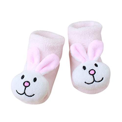 Peuter Unisex Dier Slipper Laarzen, HOMEBABY Cartoon Pasgeboren Kids Baby Meisjes Jongens Anti-Slip Warm Sokken Slipper Schoenen Laarzen