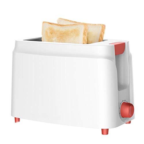 STRAW 2 rebanadas de Acero Inoxidable Tostadora automática rápida Calefacción Pan Tostadora de Hogares Desayuno sandwichera Cocina