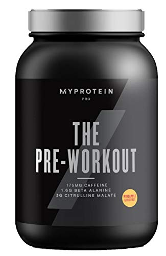 Myprotein Pro - The Pre-Workout - 30 Portionen