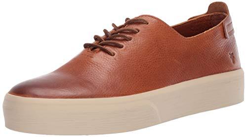 Frye Men's Beacon Low LACE Sneaker, Caramel, 9 M Medium US