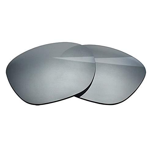BlazerBuck Lentes de repuesto polarizadas antisal para Oakley Garage Rock OO9175