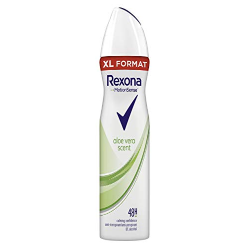 Rexona - Desodorante Antitranspirante Aloe Vera 250 ml