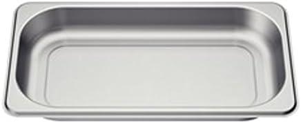 Bosch HEZ36D163 - Bandeja de horno (Acero inoxidable)