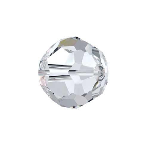 3mm 100Stück Perlen in facettier Kristall Swarovski
