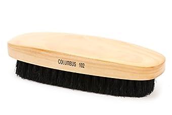 [コロンブス] COLUMBUS 豚毛100% 靴ブラシ 102 brush