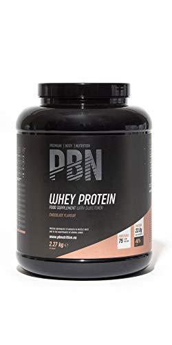 Premium Body Nutrition Whey Protein Powder 2.27kg Chocolate