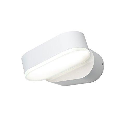 OSRAM - Applique extérieure 1 Spot LED ENDURA STYLE Mini - 8W Equivalent 30W - Rotation 340° - Blanc - Garantie 5 ans