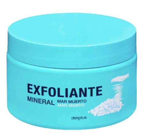 Deliplus Exfoliante corporal aromatico suave mineral Mar Muerto