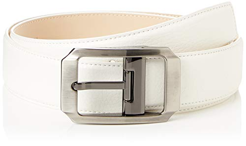 Anthoni Crown Ledergürtel Cinturón para Hombre