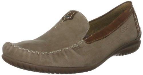 Gabor Shoes Damen Comfort Halbschuhe, Beige (Corda/Copper), 40.5 EU
