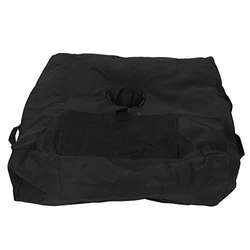 Viccilley Bolsa de Arena de Base - Carpa para toldo Exterior Bolsa de Peso Playa Patio Sombrilla Soporte de Base Bolsa de Arena