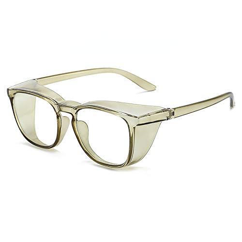Bias&Belief Gafas de Bloqueo de luz Azul Gafas para Juegos de computadora Gafas Anti-Fatiga Ocular para Mujeres y Hombres Marco de anteojos para Gafas,A