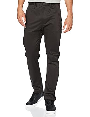 G-STAR RAW Bronson, Pantalones para Hombre, Negro (Raven 976), W31/L34