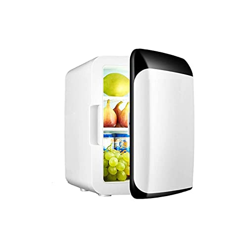 KSDCDF The new 10L mini small refrigerator car home dual-use small air conditioner and heater household refrigeration car refrigerator