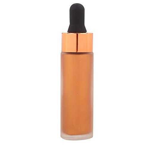 Le surligneur pour les yeux liquide, 15 ml pour le visage illumine le contour des yeux et la crème pour les yeux. Le maquillage cosmétique(DC004-4#)